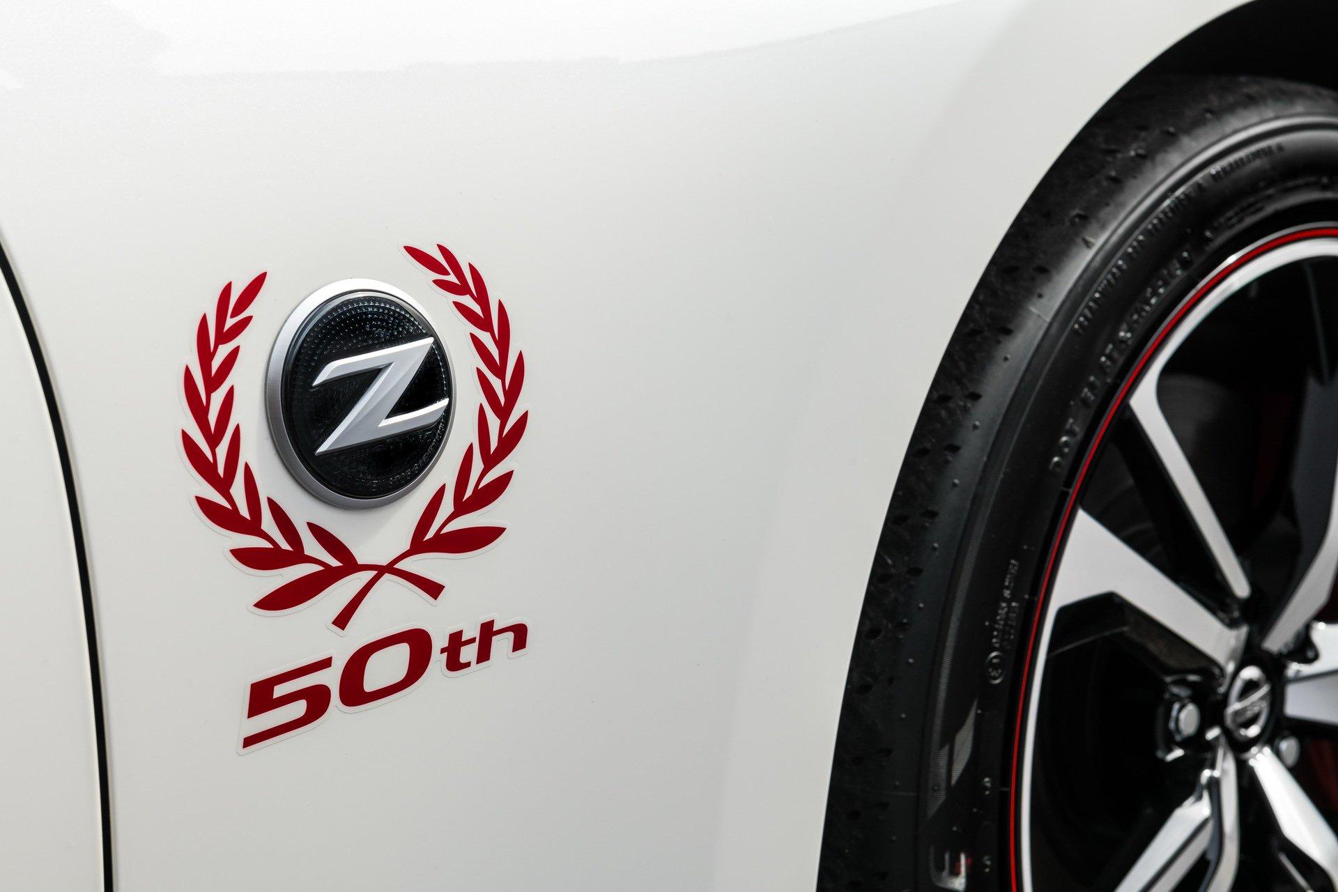 Nissan 370Z 50th Anniversary Edition
