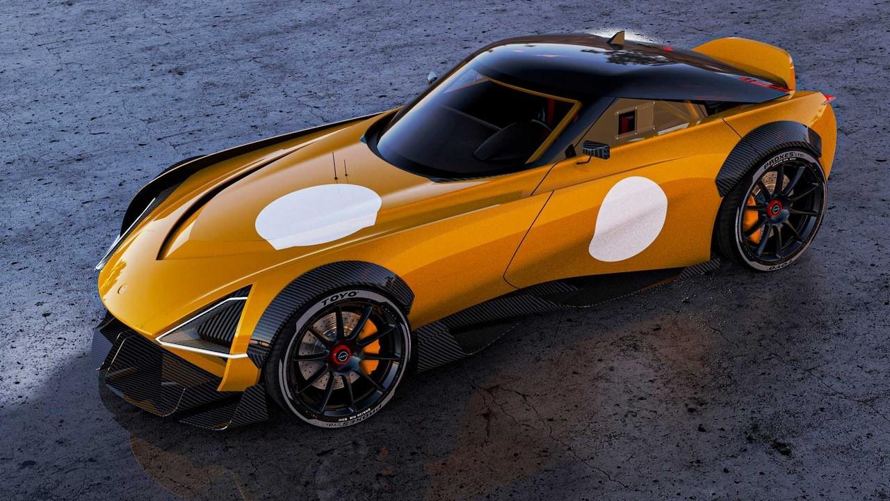 Nissan 400Z 2022