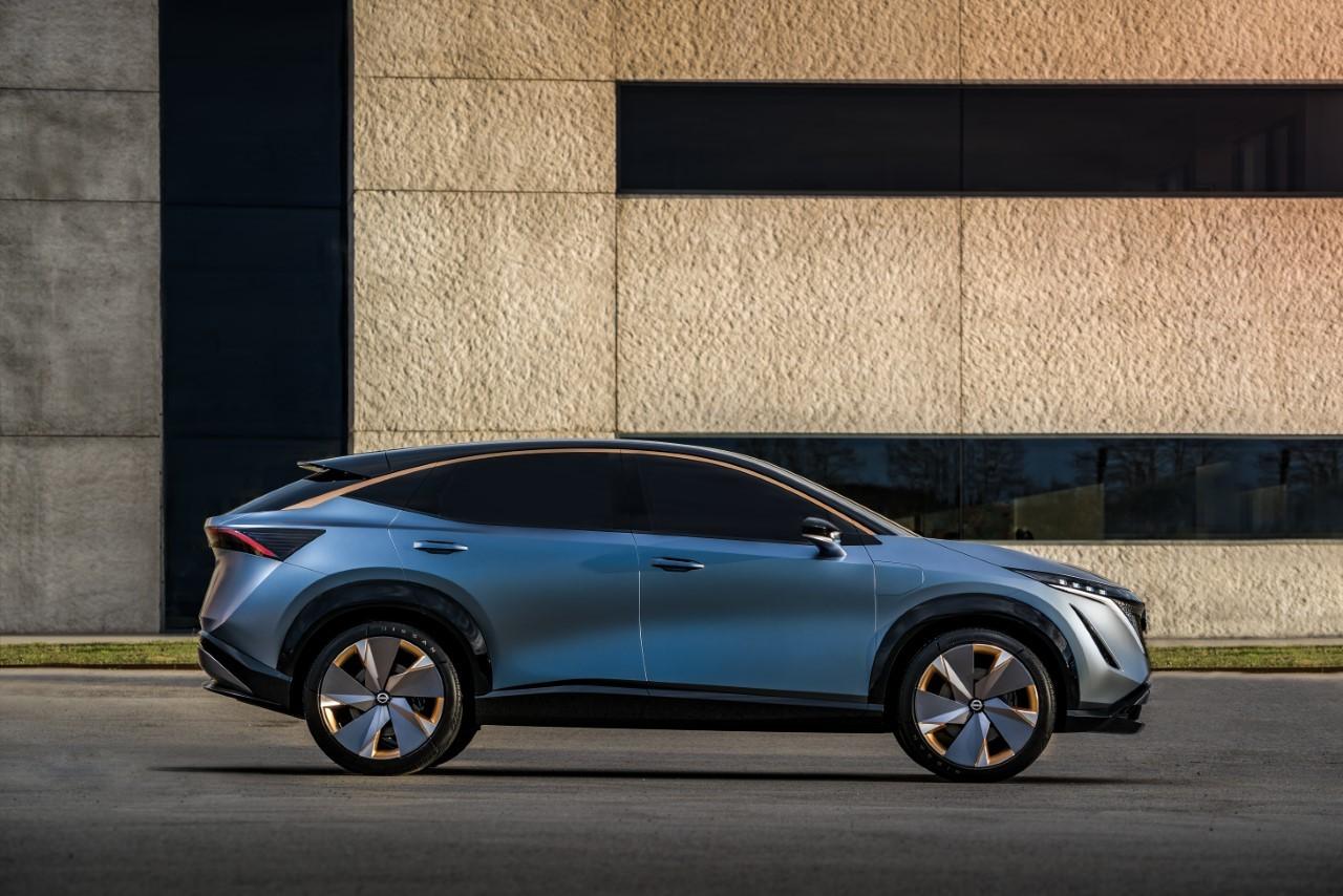 Nissan Ariya Concept - Foto ufficiali