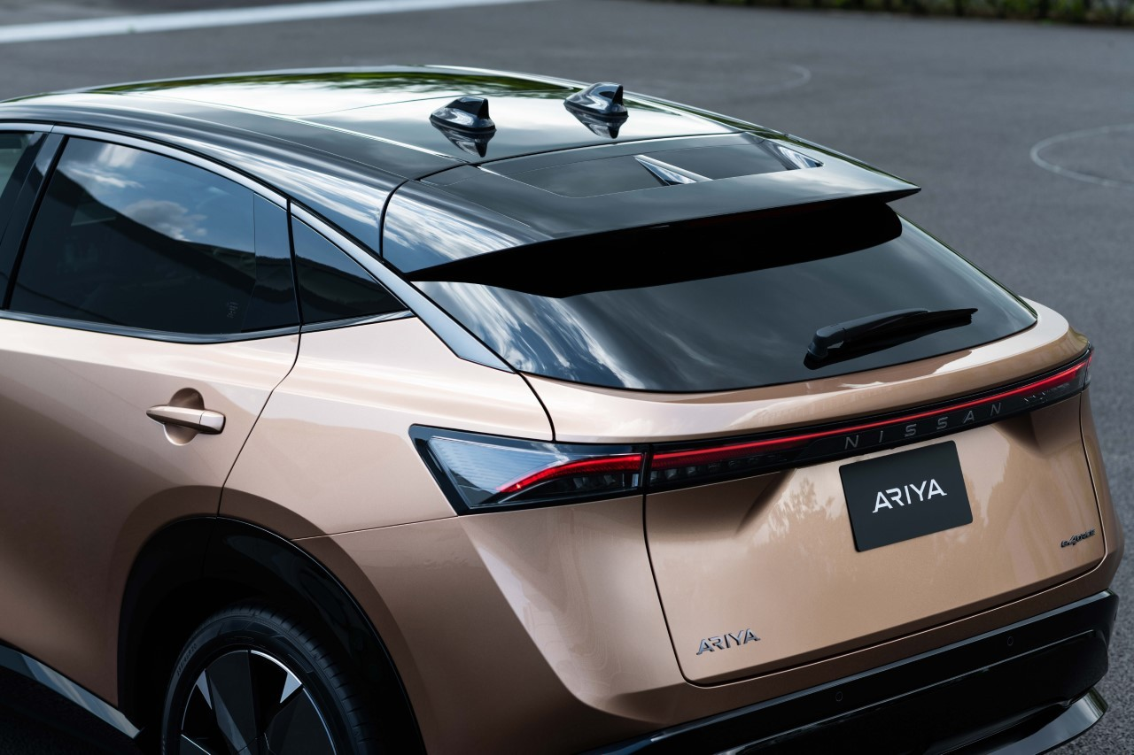 Nissan Ariya - Foto ufficiali
