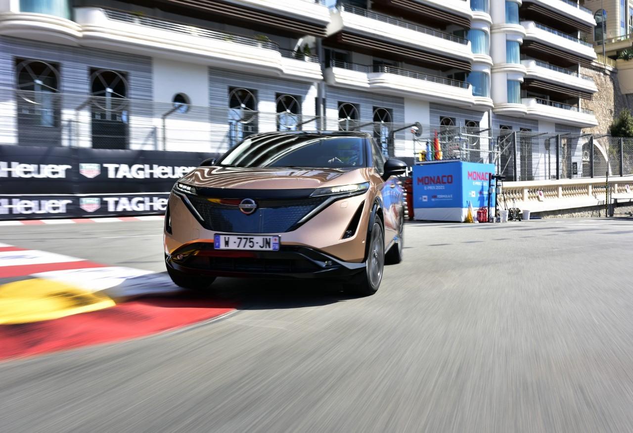 Nissan Ariya - Monaco