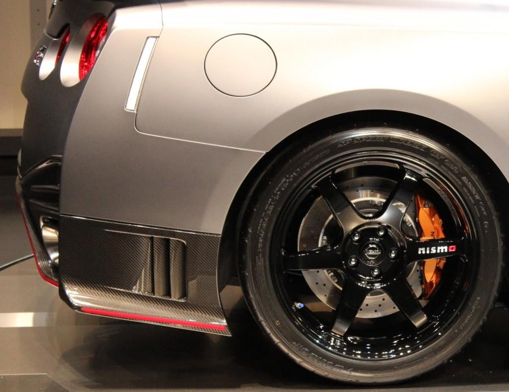 Nissan GT-R Nismo - Salone di Tokyo 2013
