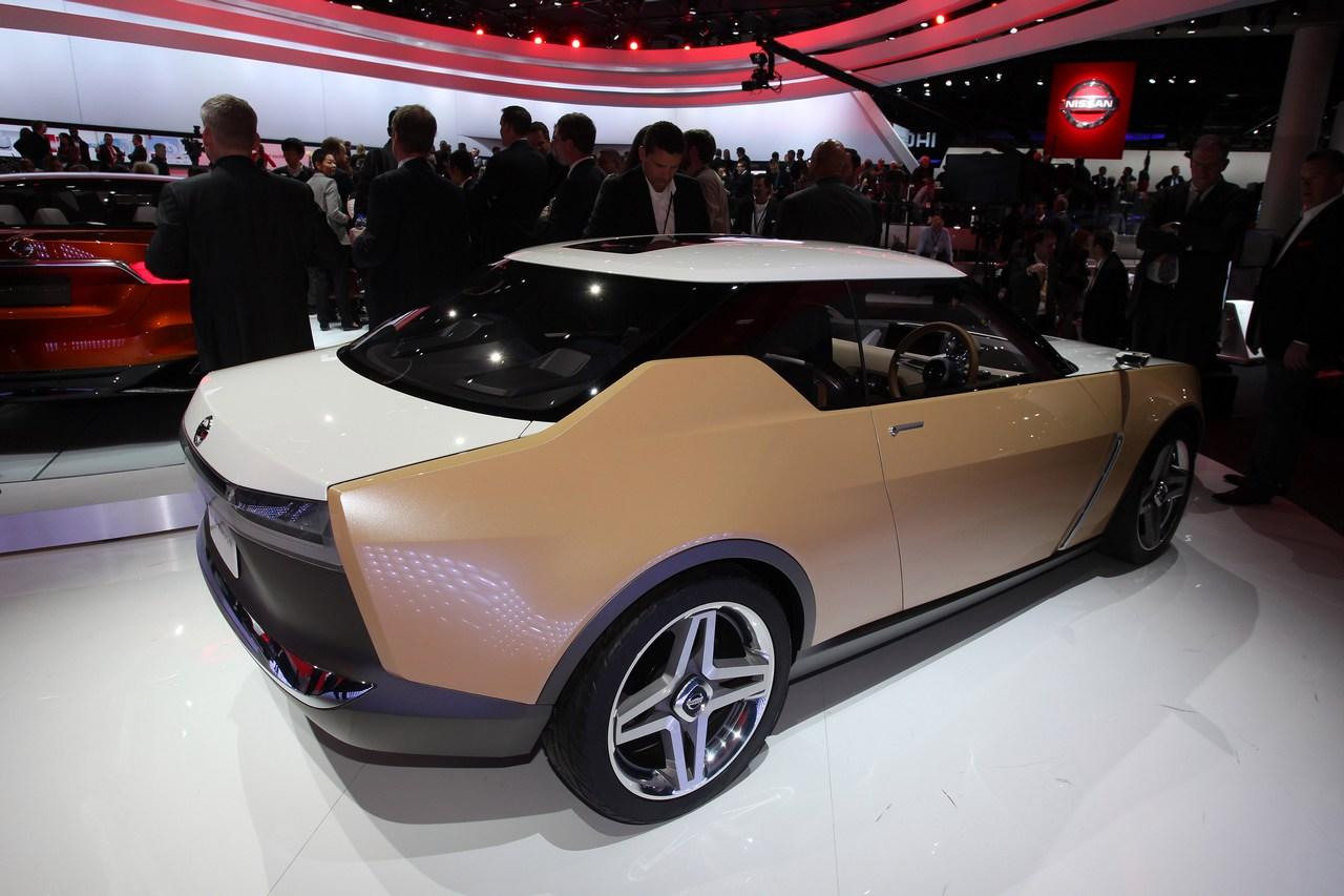 Nissan IDx - Salone di Detroit 2014
