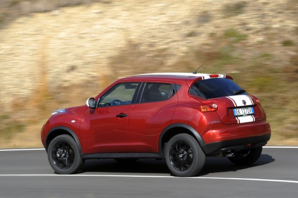 Nissan Juke 190 HP Limited Edition