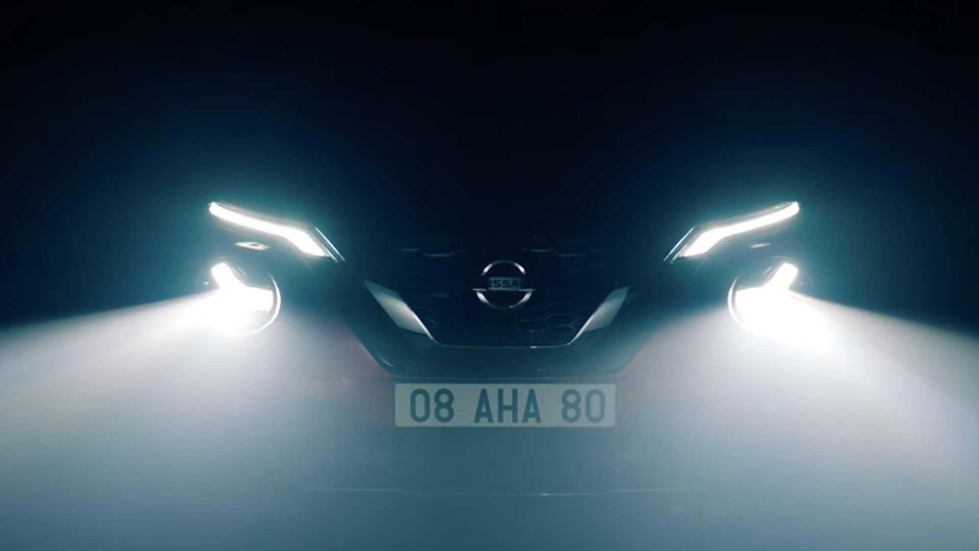 Nissan Juke 2020 - Teaser