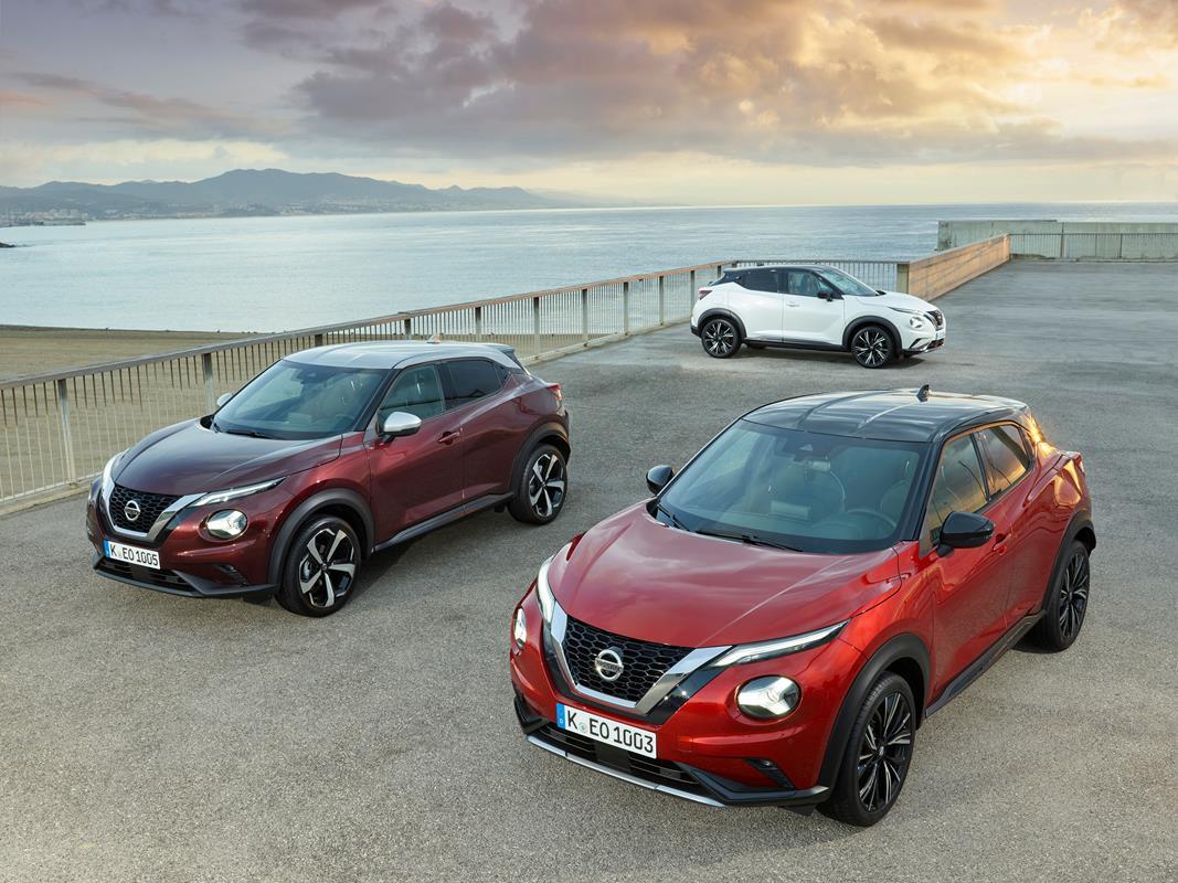 Nissan Juke 2020 C&C