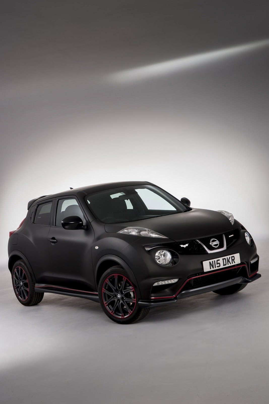 2009 Nissan Juke Nismo Dark Knight Rises Car Pictures Almera Black Photo 1