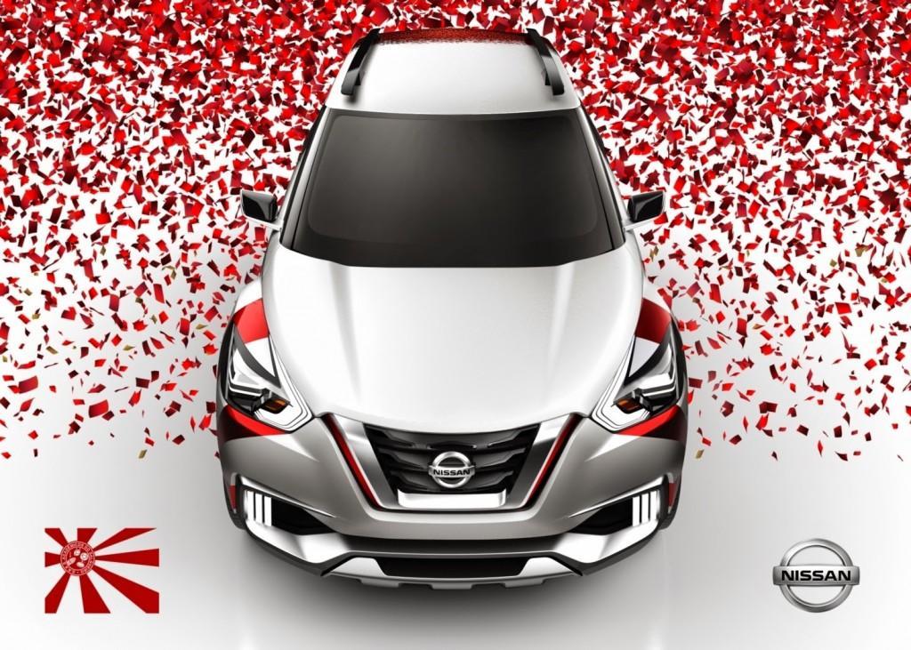 Nissan Kiks Concept Carnevale