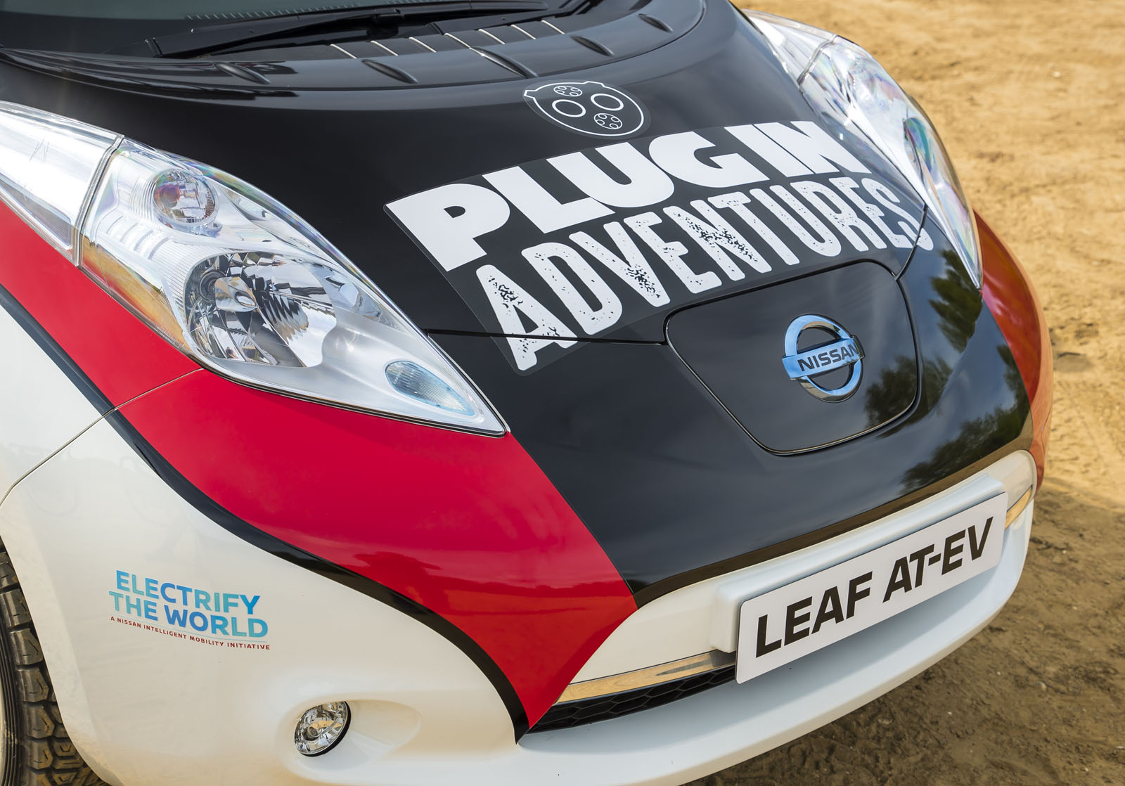 Nissan Leaf AT-EV