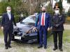 Nissan Leaf - Carabinieri