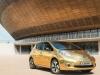 Nissan Leaf Gold