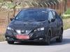 Nissan LEAF MY 2018 - Foto spia