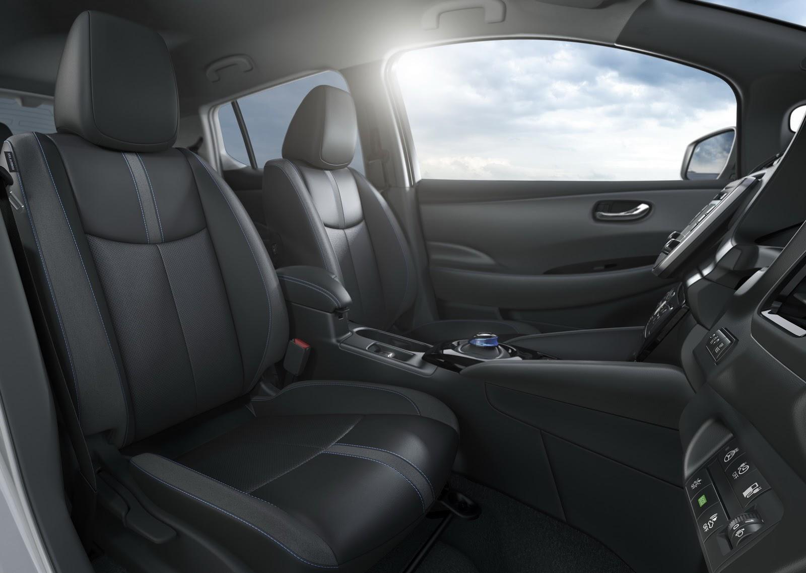 Nissan Leaf MY 2018