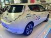 Nissan LEAF_ENEL a Fiumicino