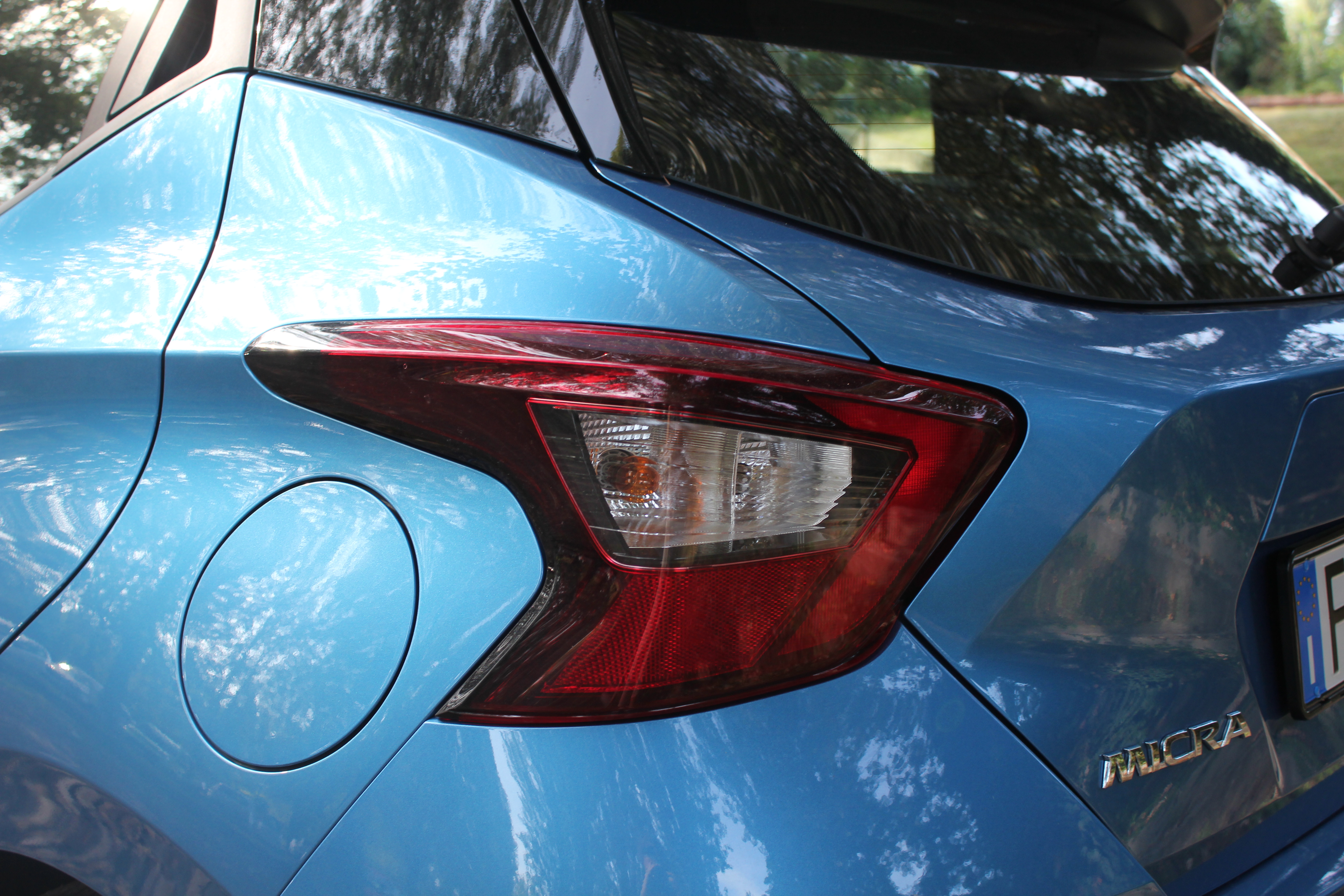 Nissan Micra 1.0: prova su strada