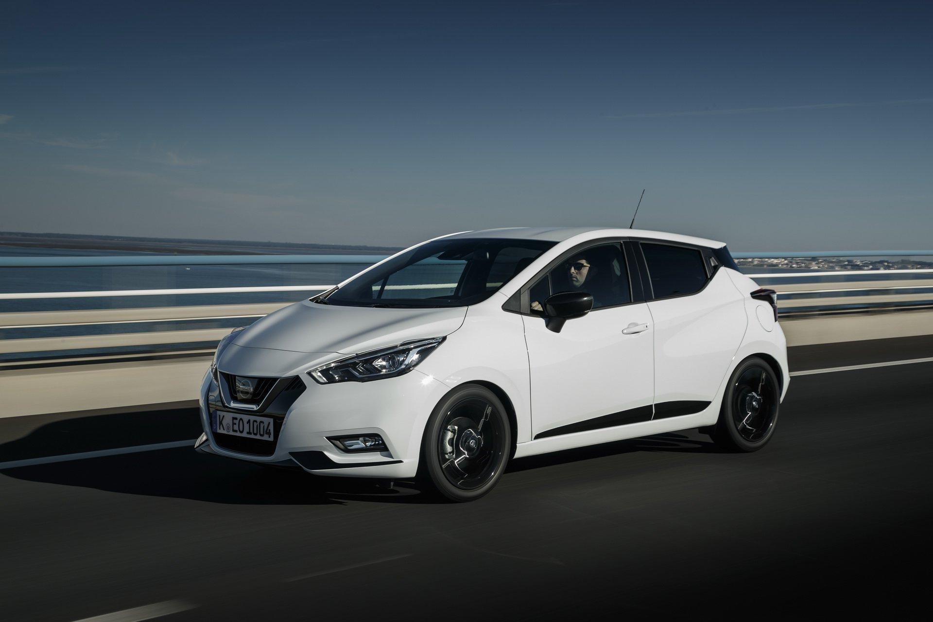 Nissan Micra MY 2019