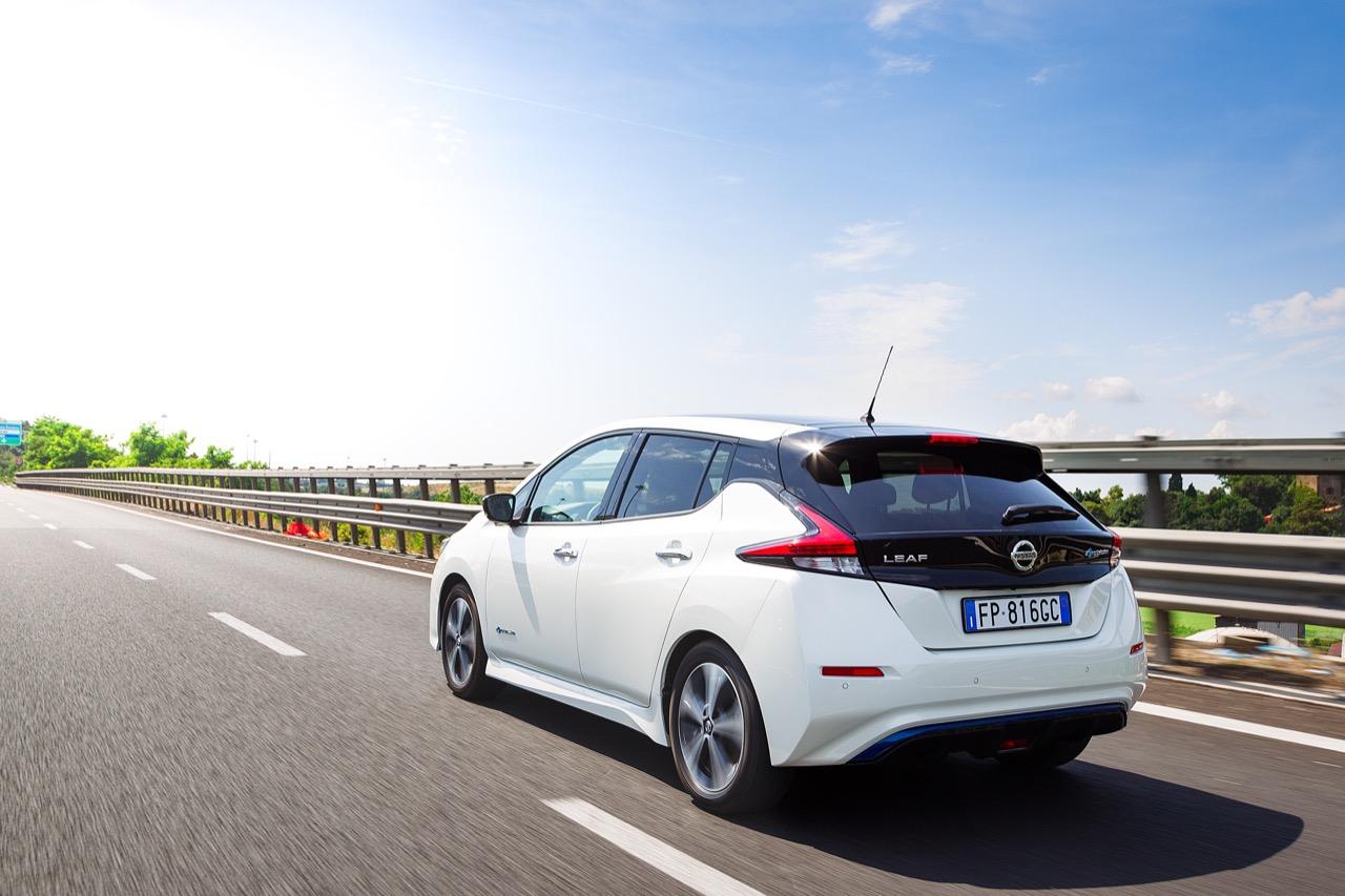 Nissan - No Smog Mobility 2019