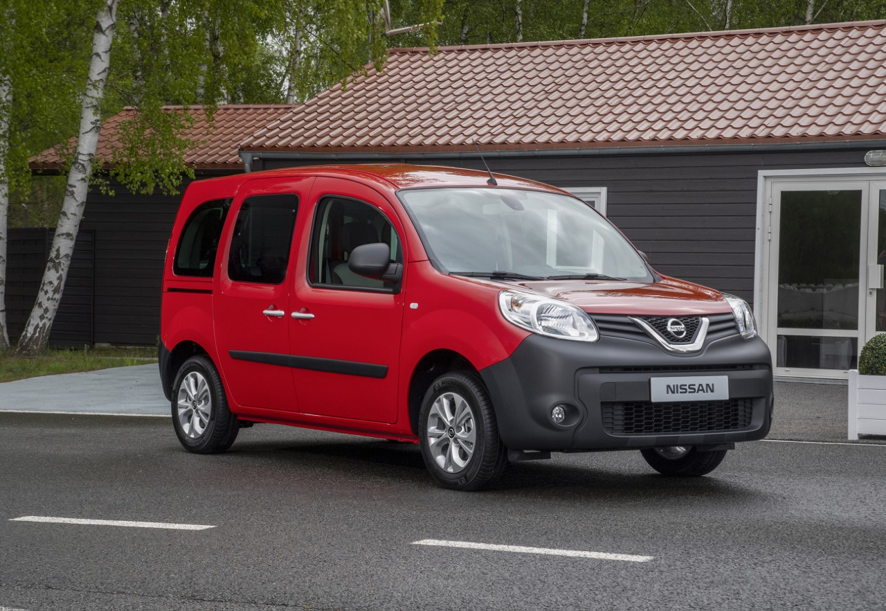 Nissan NV250 2019 - Foto ufficiali