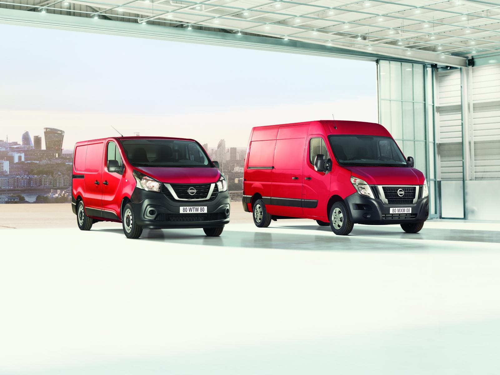 Nissan NV300 e NV400