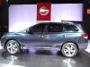 Nissan Pathfinder Concept - Salone di Detroit 2012
