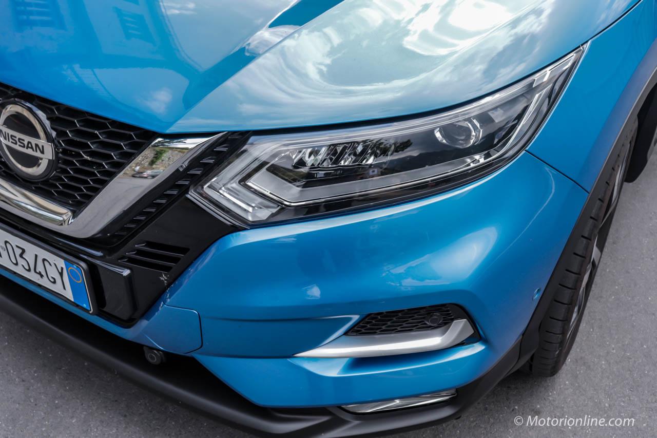 Nissan Qashqai 2019 1500 dCi 115 Cv - Prova su Strada