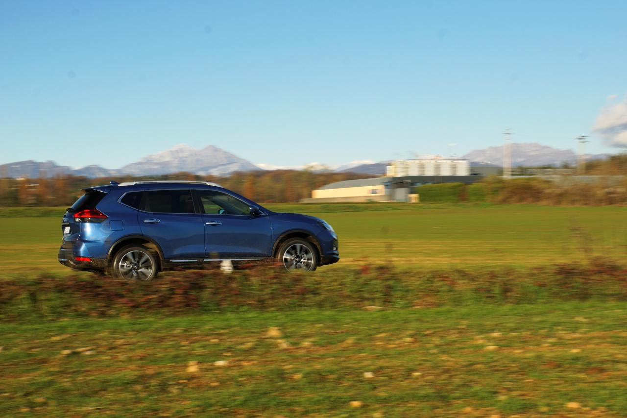 Nissan X-Trail - Prova su strada 2017