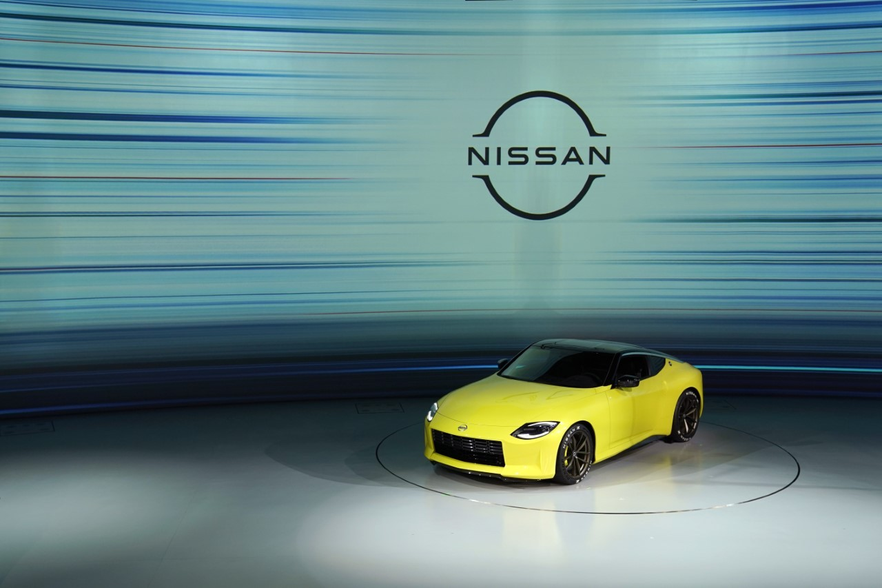 Nissan Z Proto - Foto ufficiali