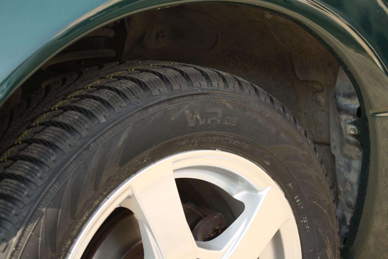 Nokian Tyres WR D3 - Test