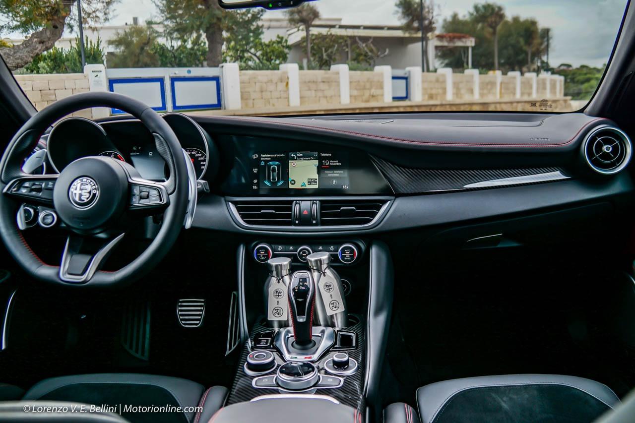 Nuova Alfa Romeo Giulia e Stelvio 2020 - Prova su strada in anteprima