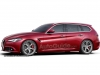 Nuova Alfa Romeo Giulia - Rendering coupe e wagon