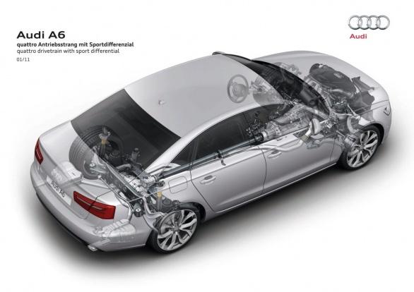 Nuova Audi A6 2011
