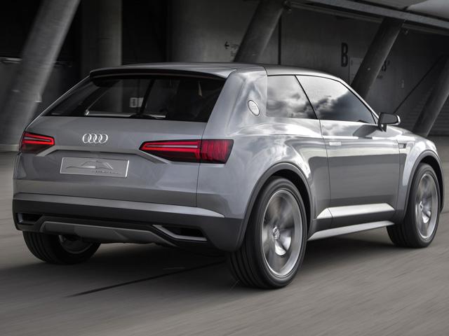 Altre Foto della Galleria: Nuova Audi Q7 Audi Q7