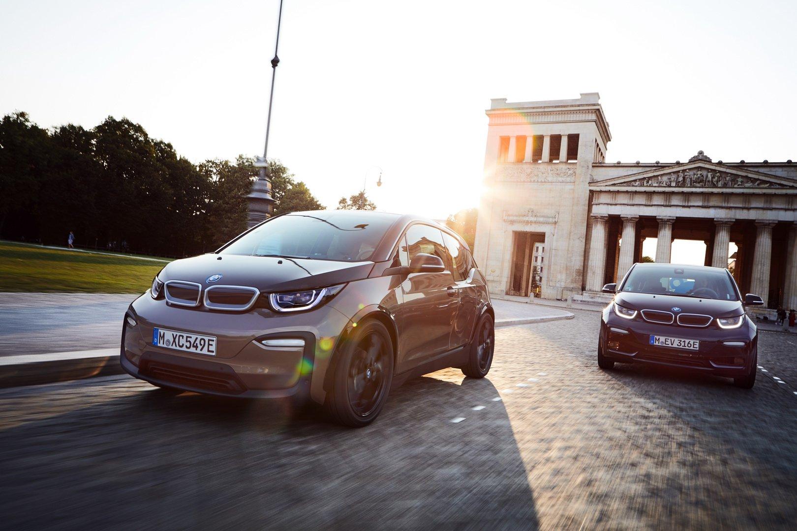 Nuova BMW i2 - Prime foto
