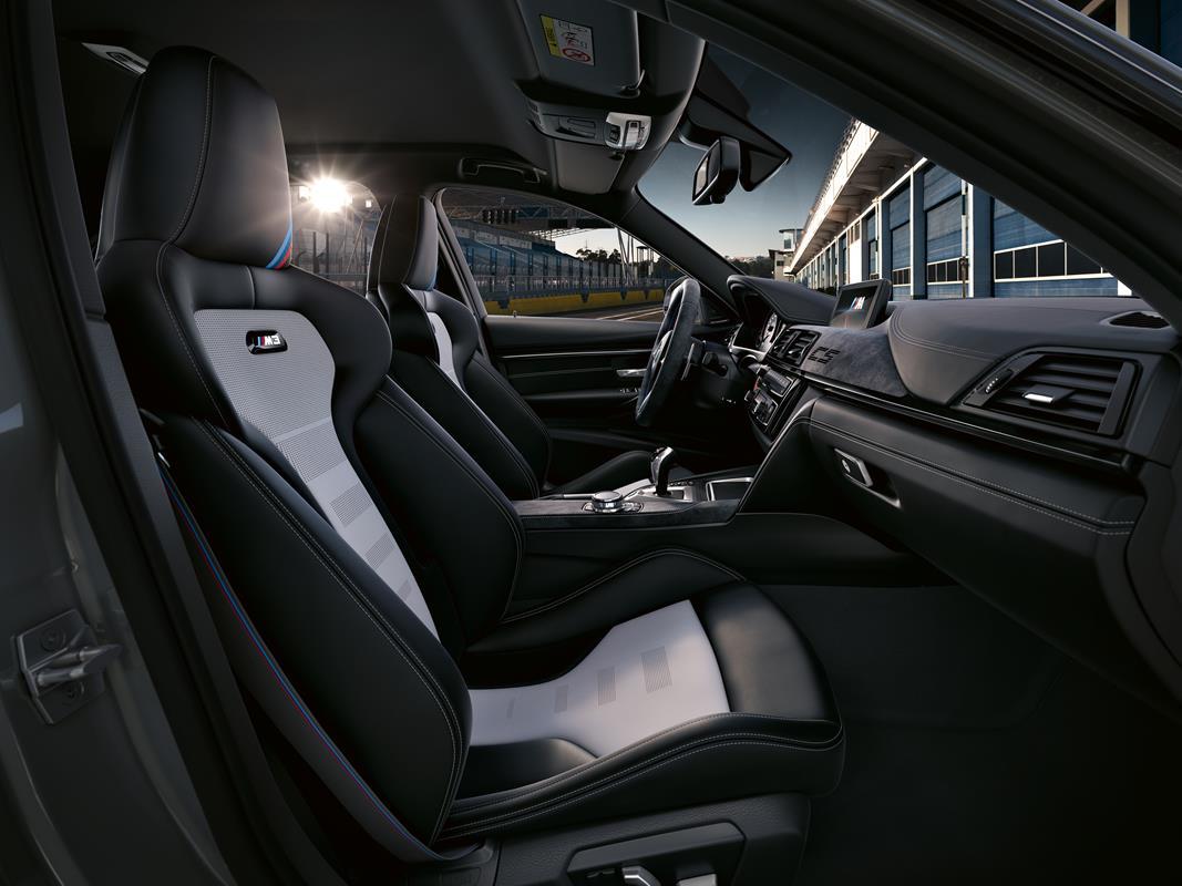 Nuova BMW M3 CS