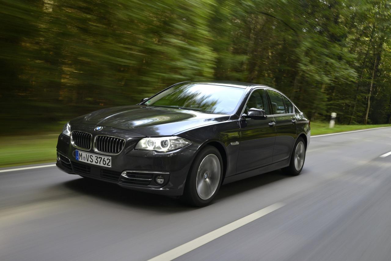 Nueva BMW Serie 5 - 518d y 520d (Galeria de Fotos)