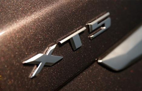 Nuova Cadillac XT5 - PRIME FOTO UFFICIALI