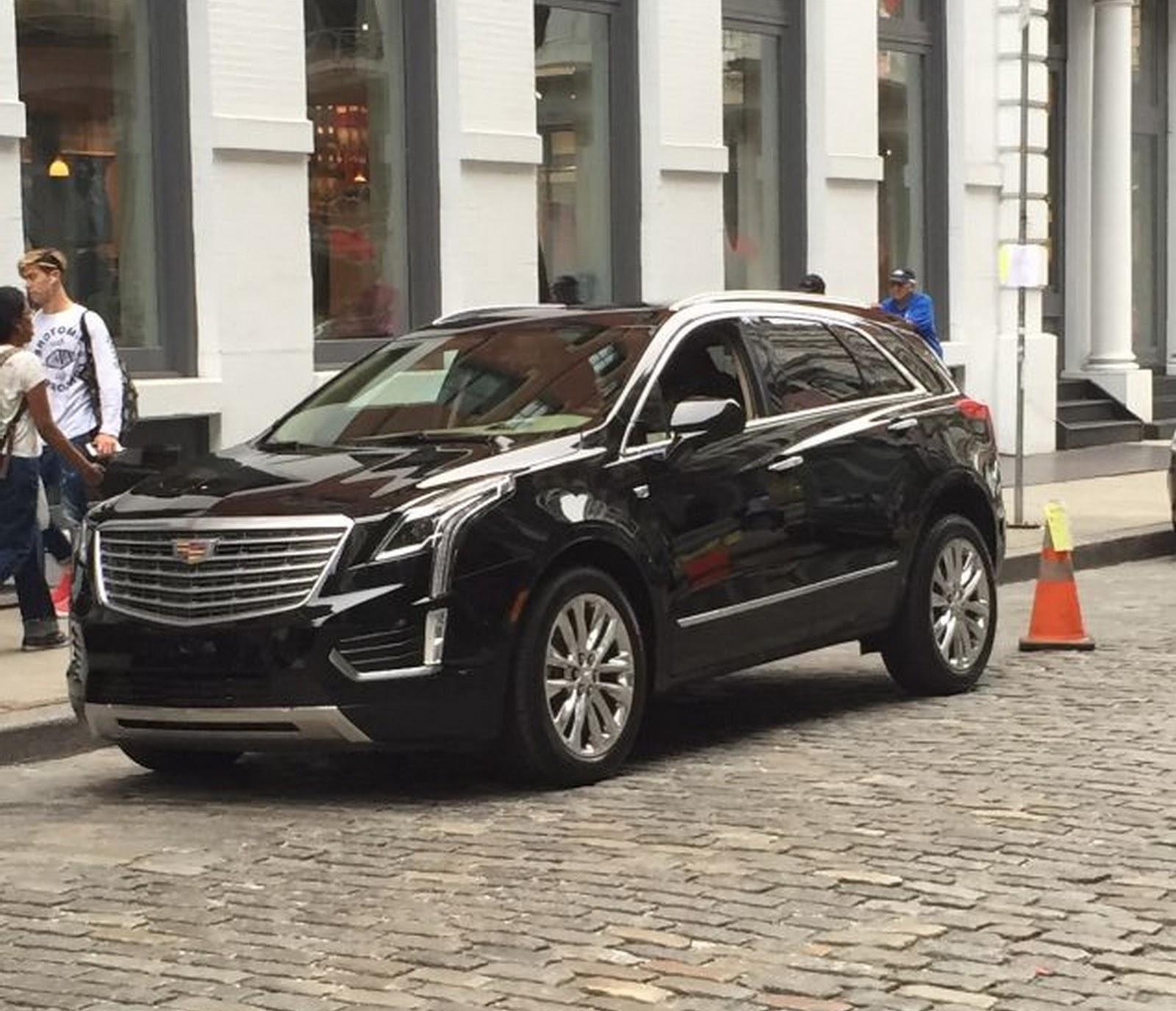 Nuova Cadillac XT5