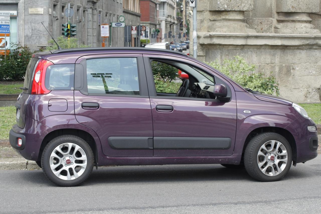 Nuova Fiat Panda - Prova su strada