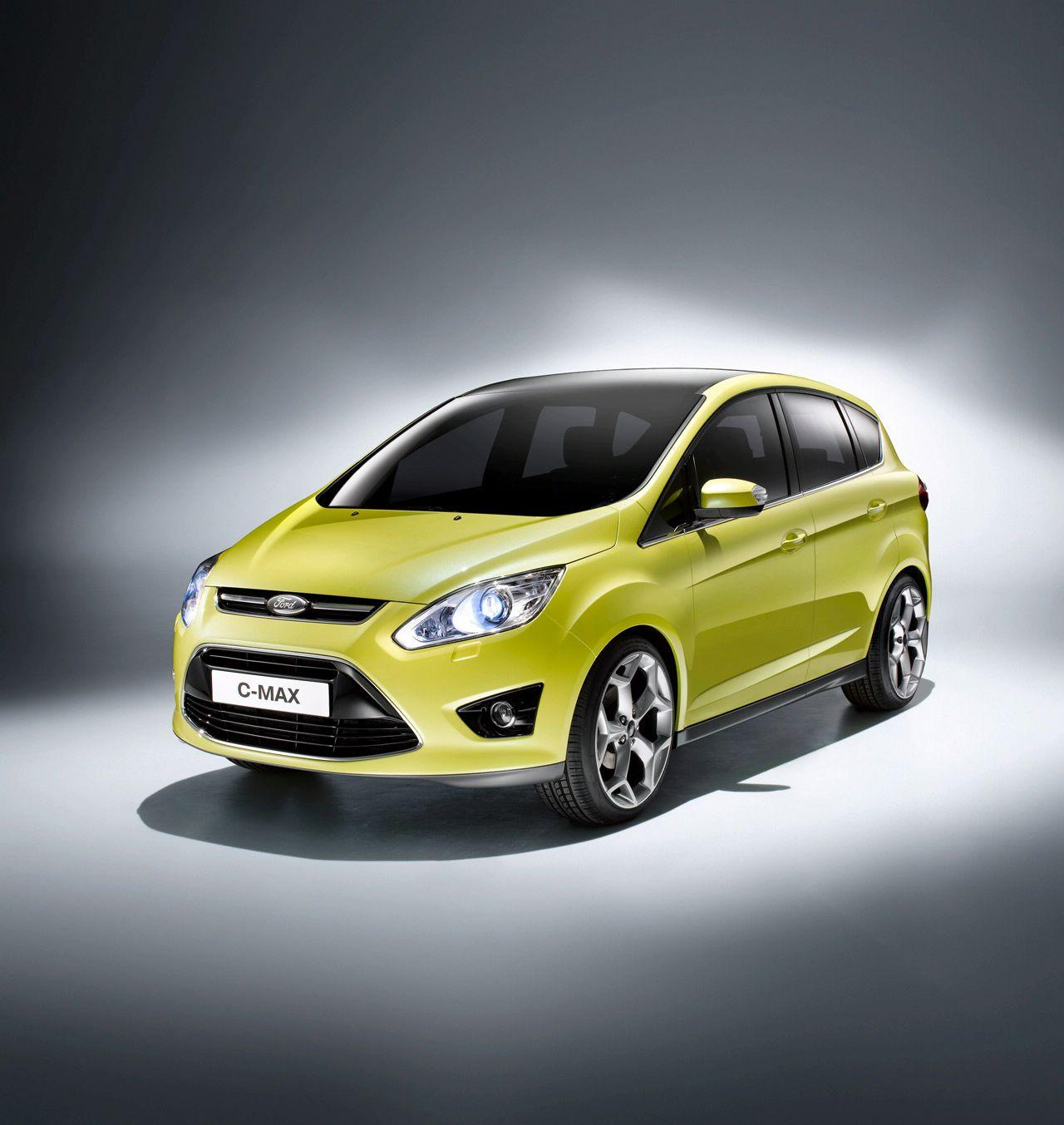 Nuova Ford C-Max