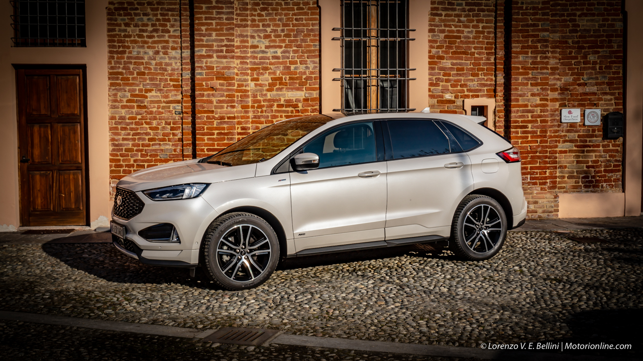 Nuova Ford Edge MY 2019 - Test Drive in Anteprima