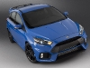 Nuova Ford Focus RS Nitrous Blue