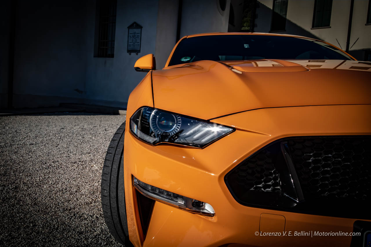 Nuova Ford Mustang MY 2018 - Test Drive in Anteprima