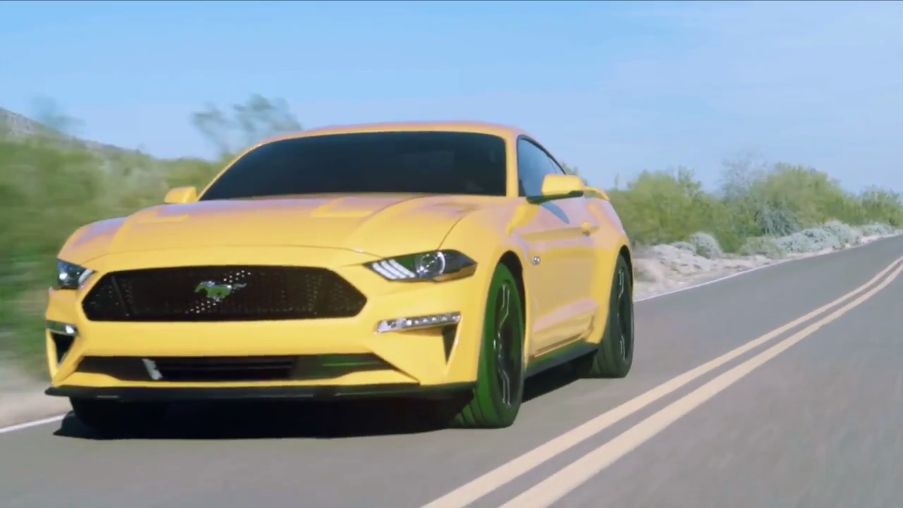 nuova ford mustang my 2018 - 11/15