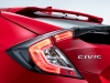 Nuova Honda Civic Hatchback