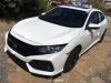 Nuova Honda Civic Hatchback foto spia 14 settembre 2016