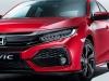 Nuova Honda Civic Hatchback prime foto ufficiali 16 settembre 2016