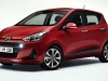 Nuova Hyundai i10 foto stampa 31 agosto 2016