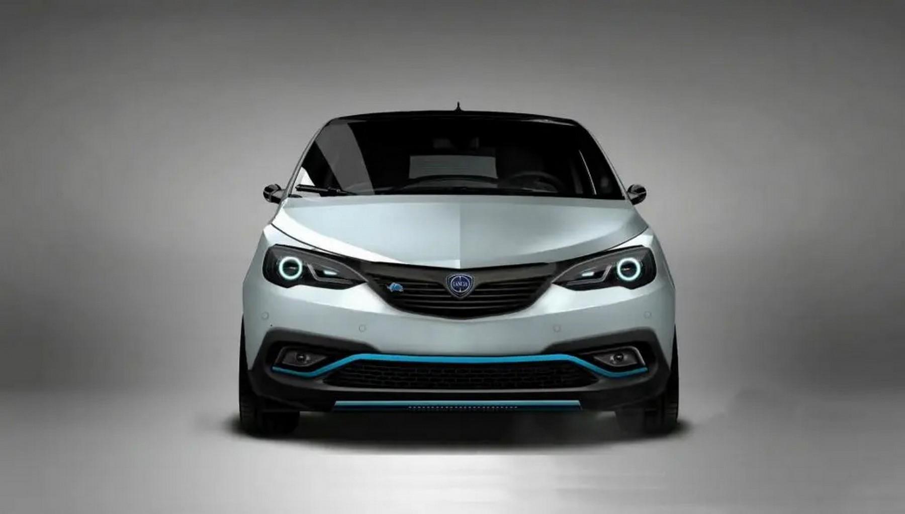 Nuova Lancia Y 2020 - RENDERING