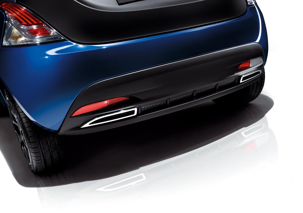 Nuova Lancia Ypsilon S MOMODESIGN