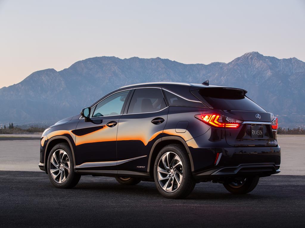 Nuova Lexus RX
